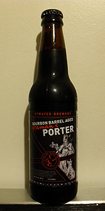Atwater Bourbon Barrel Aged Shaman's Porter