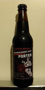 Atwater Bourbon Barrel Aged Shaman's Porter