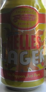 Hotter Than Helles Lager