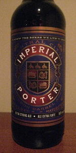 Red Racer Bourbon Barrel Aged Imperial Porter