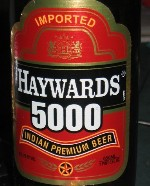 Haywards 5000 Super Premium Beer