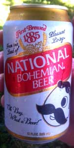 National Bohemian Beer