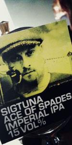 Sigtuna Ace Of Spades 2011