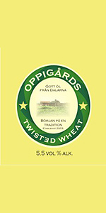 Oppigårds Twisted Wheat