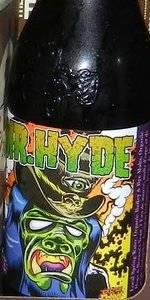 Wild Oats Series No. 14 - Mr. Hyde