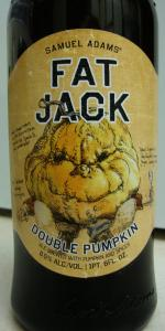 Samuel Adams Fat Jack Double Pumpkin Ale