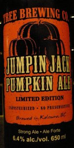 Jumpin Jack Pumpkin Ale