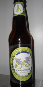 Long Weekend India Pale Ale