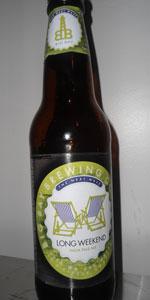 Long Weekend India Pale Ale