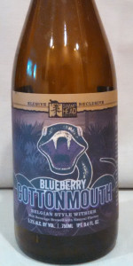 Blueberry Cottonmouth Wit