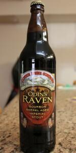 Bourbon Barrel-Aged Odin's Raven