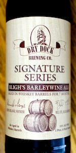 Bligh's Barleywine Ale