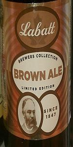 Labatt Brewers Collection Brown Ale