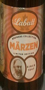 Labatt Brewers Collection Märzen