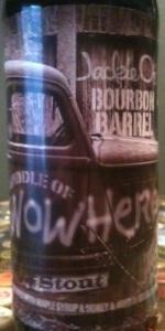 Bourbon Barrel Middle Of Nowhere