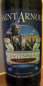Centenni-Ale Dark