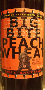 Chug's Private Stash Big Bite Peach Wheat