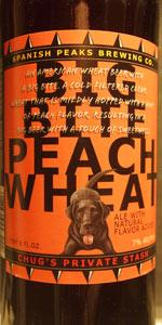 Chug's Private Stash Big Bite Peach Wheat