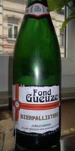 Fond Gueuze Bierpallieters