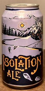 Odell Isolation Ale
