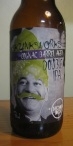 Skunkworks Double IPA (Cognac Barrel Aged)
