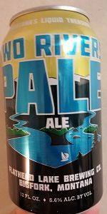 Two Rivers Pale Ale