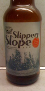 Slippery Slope Ale