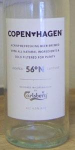 Carlsberg Copenhagen 56 Deg N