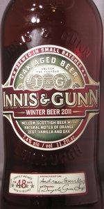 Innis & Gunn Winter Beer 2011