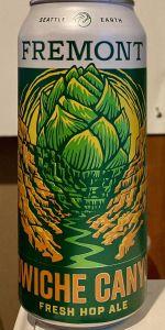 Cowiche Canyon Organic Fresh Hop Ale