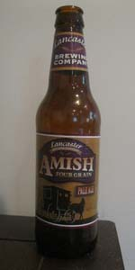 Amish Four Grain Pale Ale