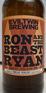 Ron And The Beast Ryan