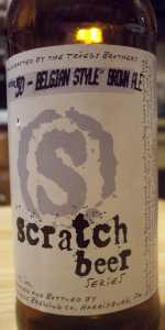 Scratch Beer 50 - 2011 (Belgian Style Brown Ale)