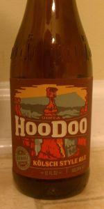 HooDoo Kölsch Style Ale
