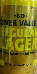 Pine Creek River Valley Regular Lager