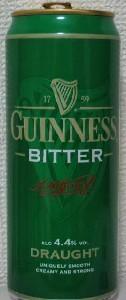 Guinness Bitter Draft