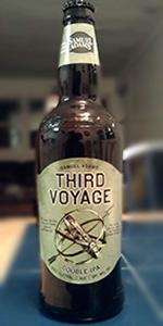 Third Voyage Double IPA