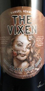 The Vixen Chocolate Chili Bock
