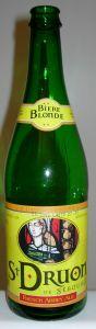 Saint Druon De Sebourg (French Abbey Ale)