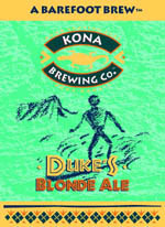 Duke's Blonde Ale