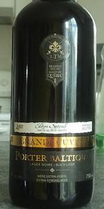 Grande Cuvée Porter Baltique - Édition Spéciale Vieillie En Fût De Bourbon