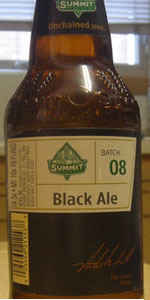 Summit Black Ale