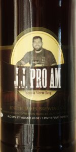 Pro-Am Nevada Steem Beer