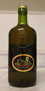St. Peter's The Saints Whisky Beer