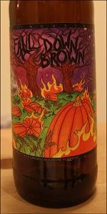 Fall Down Brown