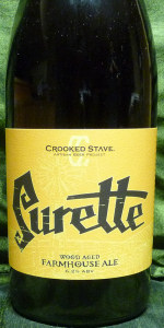 Crooked Stave Surette