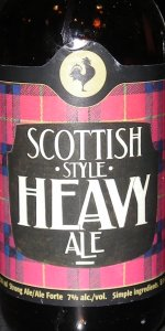 Big Rock Scottish Style Heavy