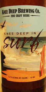 Knee Deep In Surf