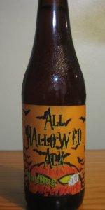 All Hallowed Ale