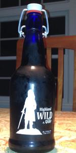 Highland Wild Ale